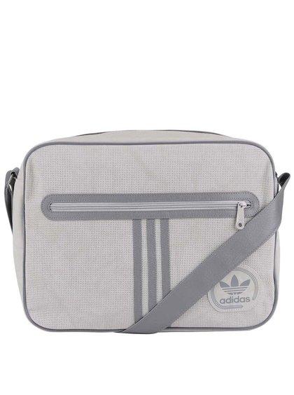 Šedá taška přes rameno adidas Originals Airliner