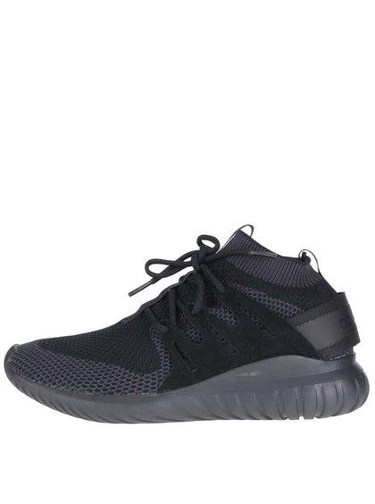 Černé pánské tenisky adidas Originals Tubular Nova PK