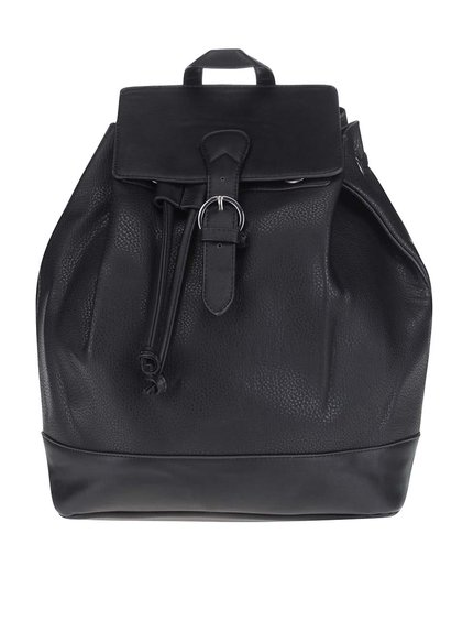 Čierny batoh s prackou Pieces Philis