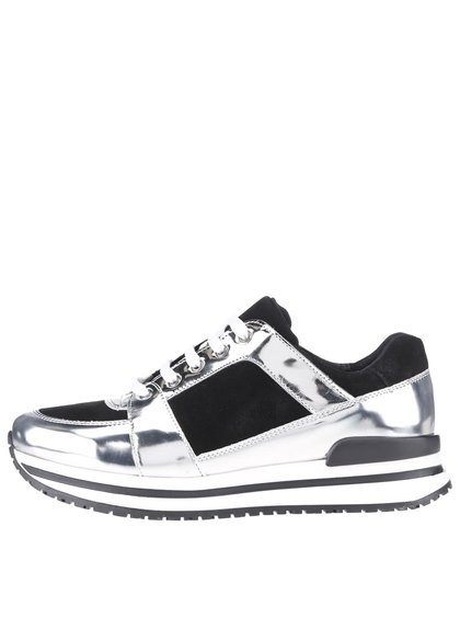 Pantofi sport argintii OJJU Minor