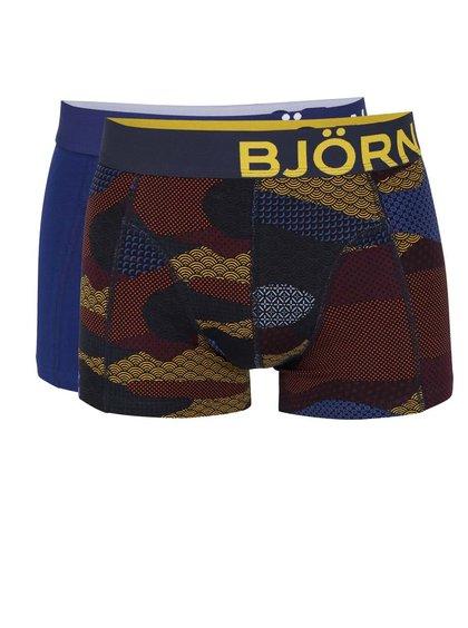 Set 2 perechi de boxeri Björn Borg
