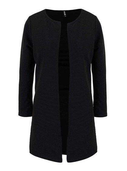 Jachetă subțire Haily's Sandy neagră