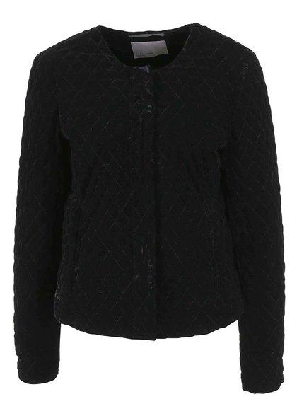 Jachetă subțire VERO MODA Velvy neagră