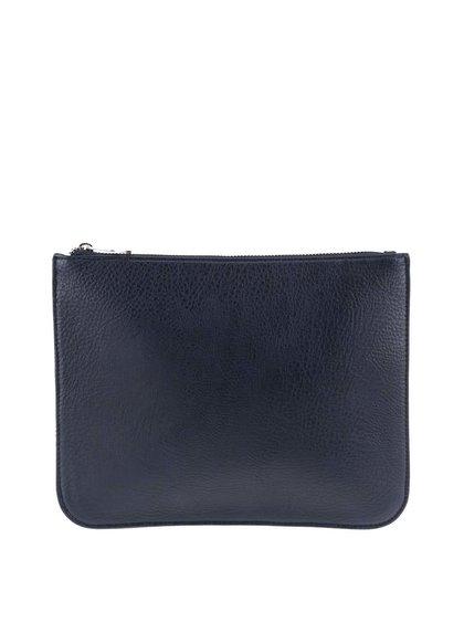 Tmavomodrá listová kabelka Vero Moda Anni