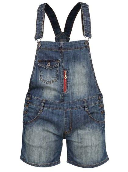 Modré džínové kraťasy s lacly ZOOT Now