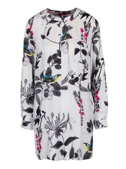 Rochie tunică Tom Joule Elden cu imprimeu floral
