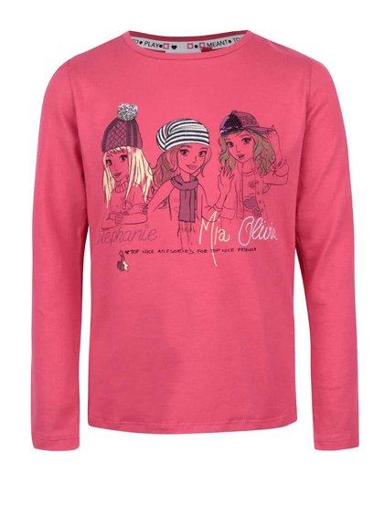Bluză roz LEGO Wear Tamara