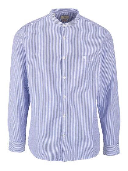 Bielo-modrá pruhovaná košeľa Selected Homme Two Collect