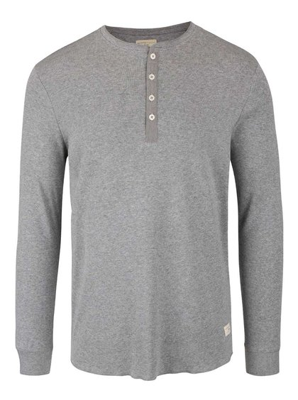 Bluză gri deschis Selected Homme Hiconic