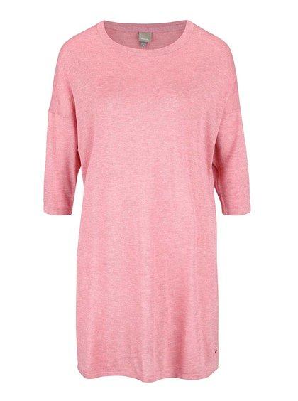 Bluză supradimensionată roz Bench pentru femei