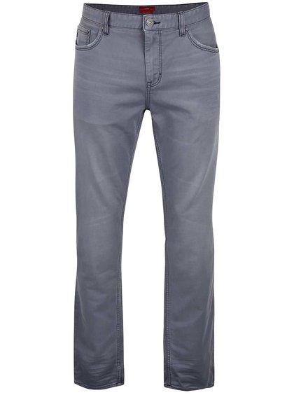 Šedé pánské rovné džíny s.Oliver