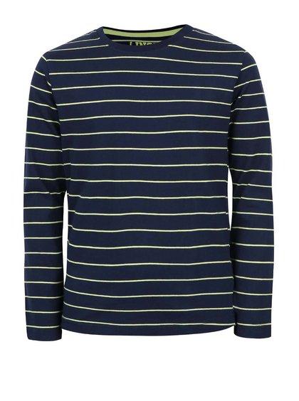 Bluză în dungi bleumarin 5.10.15. pentru băieți