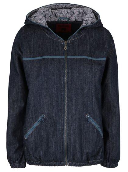 Rifľová bunda s kapucňou Tranquillo Vali