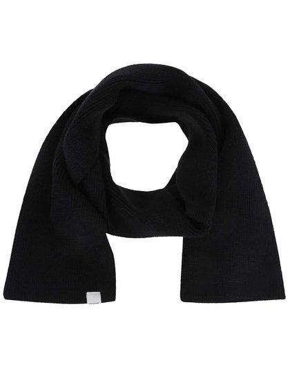 Fular negru Shine Original