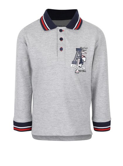 Bluză gri 5.10.15. pentru băieți