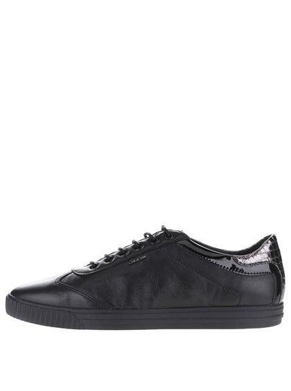 Pantofi sport Geox Amalthia B negri