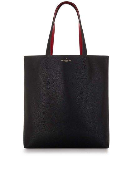 Geantă shopper neagră Paul's Boutique Amelie
