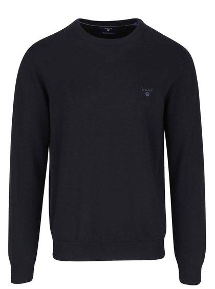 Tmavomodrý pánsky sveter GANT