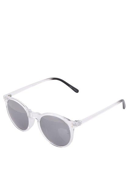 Průsvitné sluneční brýle Pieces Pannu