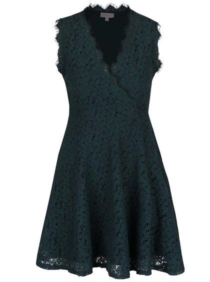 Rochie din dantelă verde Apricot