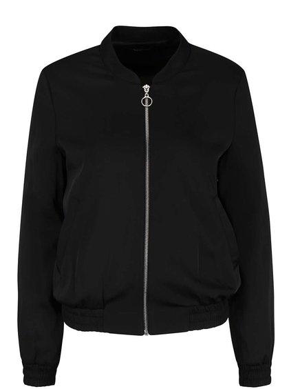 Jachetă bomber neagră Dorothy Perkins