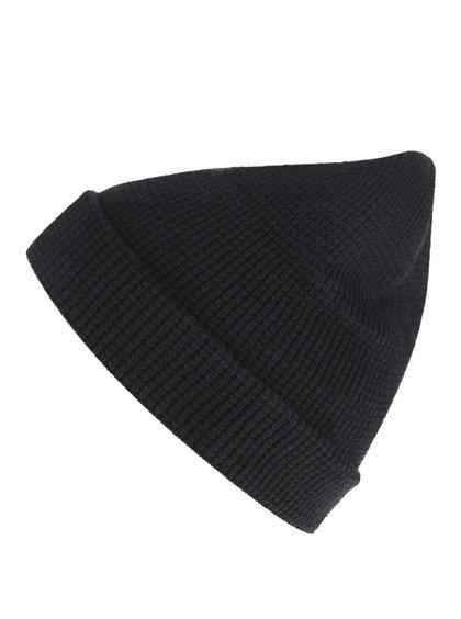 Čierna pánska čiapka Rip Curl  Rubber Soul Beanie