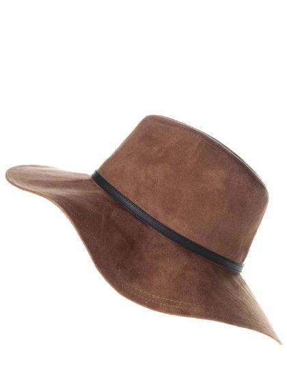 Světle hnědý klobouk VERO MODA Agnes