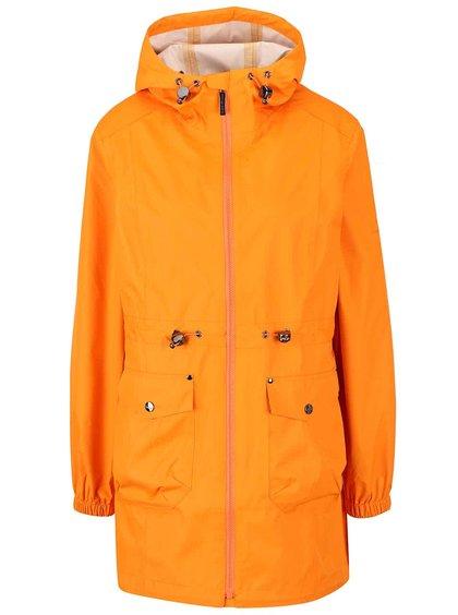 Jachetă lungă portocalie Camilla Morch Grebbestad