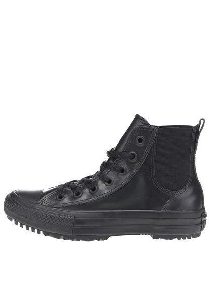Černé dámské kotníkové boty Converse Chuck Taylor All Star Chelsea Boot