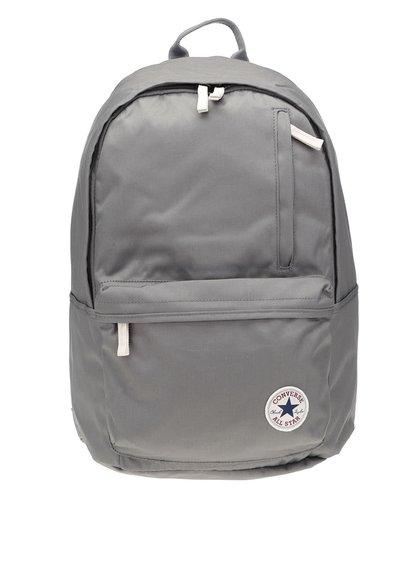 Šedý batoh s logem Converse Original