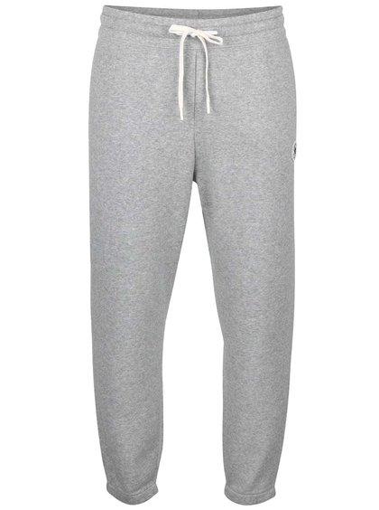 Pantaloni sport  gri Converse Core de bărbați