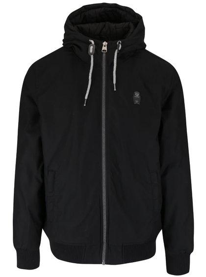 Jachetă neagră Ragwear Percy