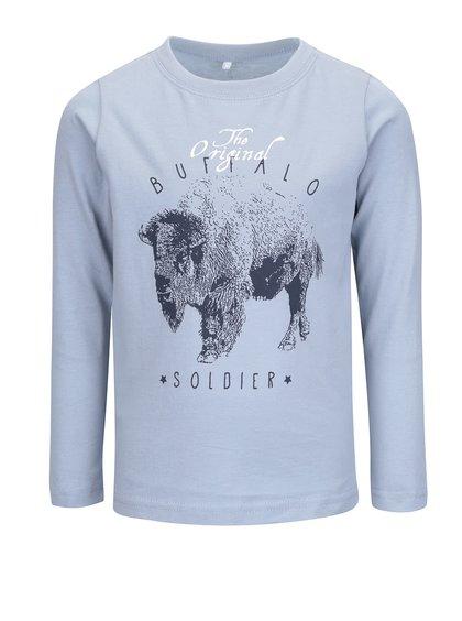 Bluză cu imprimeu name it Nitvictor