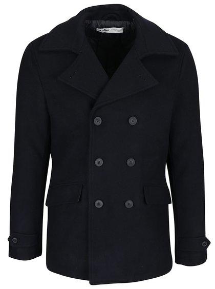 Palton bleumarin ONLY & SONS Jormun cu nasturi