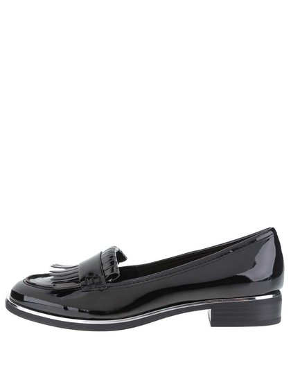 Pantofi penny loafers negri Dorothy Perkins