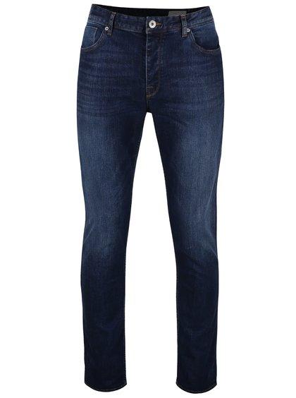 Tmavě modré džíny Selected Homme One Fabios