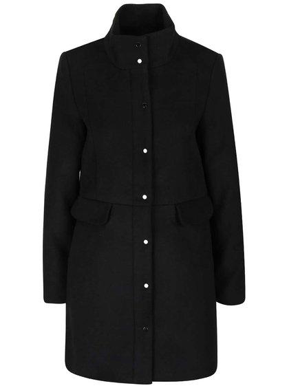 Palton negru VERO MODA One Dope