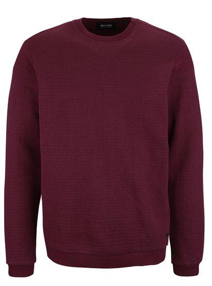 Bluză vișinie ONLY & SONS Berg