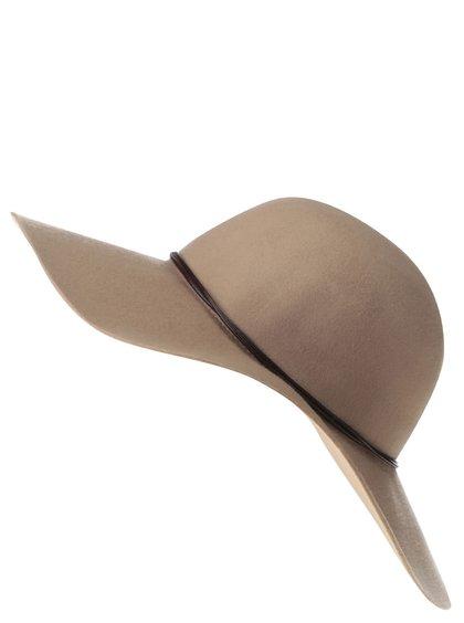 Pălărie bej ONLY Ohio din lână