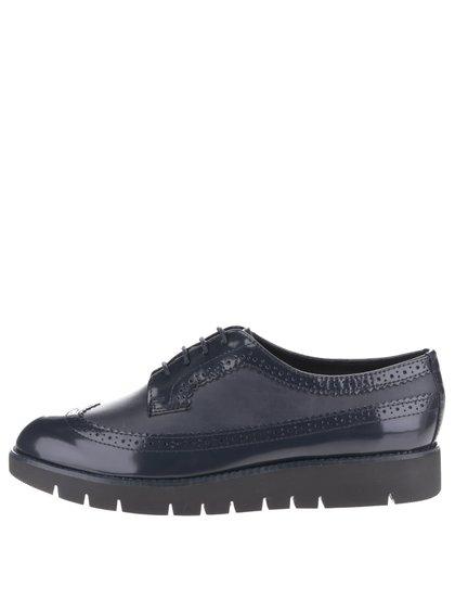 Pantofi brogue bleumarin Geox Blenda C
