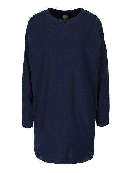 Bluză albastru închis Bench Token pentru femei