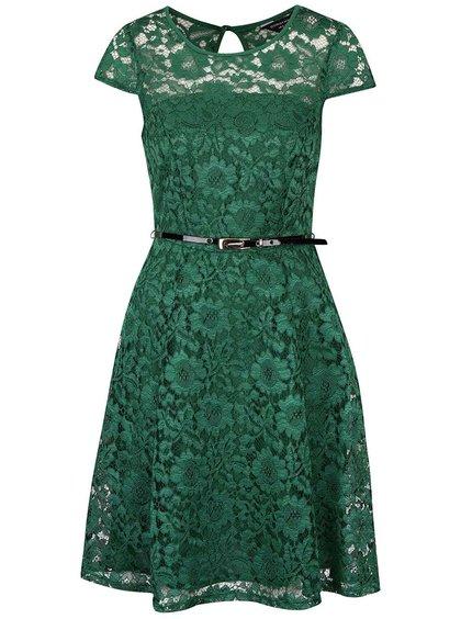 Rochie verde Dorothy Perkins din dantelă