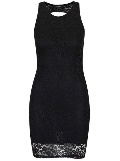 Černé krajkové šaty Haily's Susie