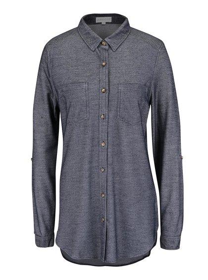 Modrá košeľa Apricot