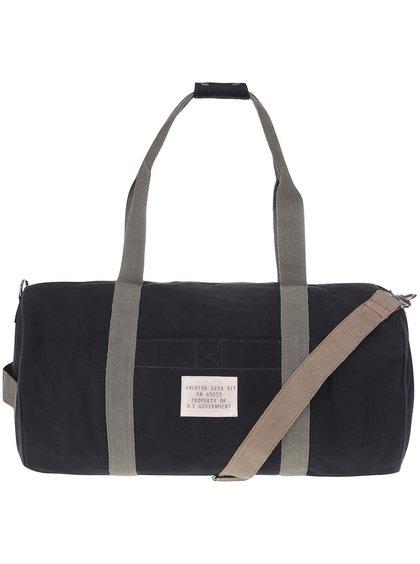 Tmavomodrá cestovná taška Jack & Jones Ty