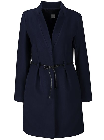 Palton albastru închis ZOOT Simple