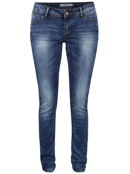 Blugi slim fit VERO MODA One albaștri