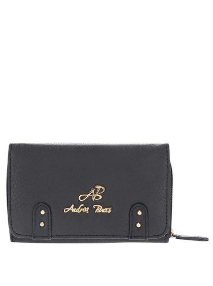 Čierna malá peňaženka Andrea Bucci