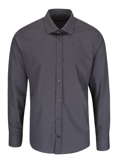 Sivá košeľa Bertoni Gustav