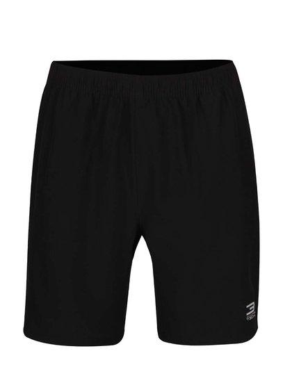Černé sportovní funkční kraťasy Jack & Jones Tech Basic